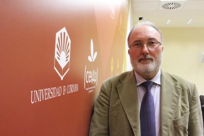 José María Fernández, catedrático de escuela universitaria de la Universidad de Córdoba