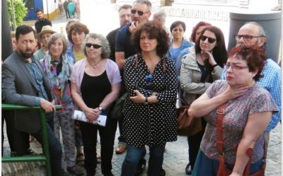 Paseos de Jane en Córdoba en ediciones anteriores