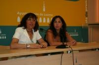 Angels Alegre (izq) y Maria Jose Romero