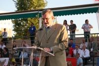 El rector inaugura los Juegos Europeos Universitarios