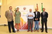 Inauguración de las I Jornadas de Evaluación y Coordinación de Paneles de Cata de Aceite de Oliva Virgen Designados para Control Oficial en Andalucía