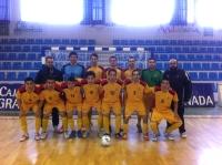 Equipo de fútbol sala masculino de la UCO