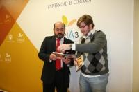 De izq. a dcha. Manuel Torres Aguilar y Juan Miguel Almansa Cruz