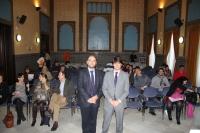 Enrique Quesada Moraga y Daniel Escacena Ortega