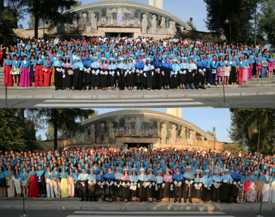 graduaciones de las Promociones de Educación Primaria e Infantil 2013-2017