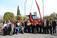 Autoridades, estudiantes e integrantes de 'Circuni'