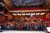 Foto de familia de los asistentes a las las XXVI Jornadas de Investigación de las Universidades Españolas.