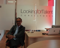 José Crespo, fundador de Looking for Talent