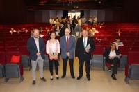 Inauguración de las Jornadas Técnicas sobre RCD