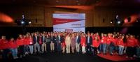 Representantes de universidades, empresarios y emprendedores