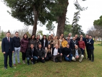 Participantes de el Campus Universitario Carrefour