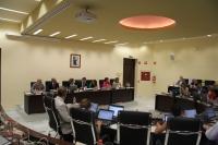 Imagen de archivo de una sesión de Consejo de Gobierno