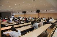 Celebración de la Prueba en la Facultad de Medicina y Enfermería