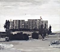'Paisaje Luna Roja', imagen de la octava edición del premio.