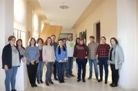 Participantes en el curso celebrado en el Rectorado