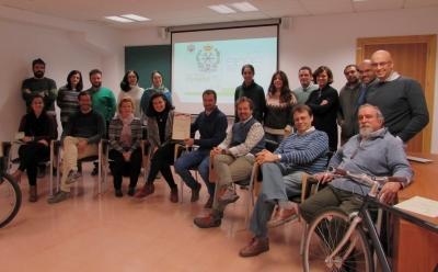 Miembros del Departamento de Ingeniería Forestal de la UCO