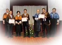 Autoridades académicas y graduados