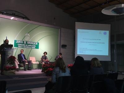 Un momento del I Foro de la Estrategia Andaluza de Bioeconomía