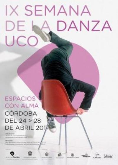 Cartel de la IX Semana de la Danza UCO