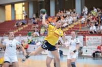 Imagen de la final femenina de balonmano