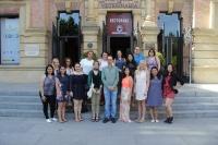 participantes del Programa Dominican University 2016