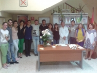 Dia de Europa en la Facultad de Medicina y Enfermería
