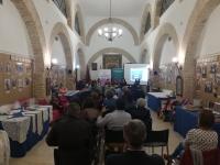 Vista general de la sala durante la actividad organizada por la Cátedra Leonor de Guzmán