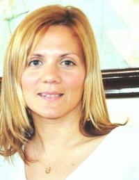 La profesora Dolores Pérez Marín