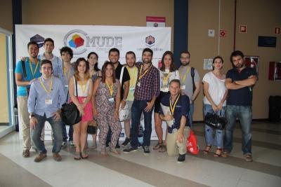 Integrantes de los equipos de la Universidad de Córdoba que participan en CMUDE 2016