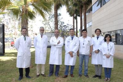 Grupo de investigación en lípidos en el IMIBIC