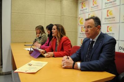 Rueda de prensa de presentación del Programa Cónsules