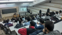 Un momento de la celebración del seminario