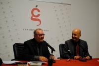Paco Ruiz Noguera y Joaquín Roses