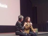 Lucina Gil ( dcha) y Anna Freixas