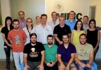 Foto de familia del equipo científico que ha realizado el estudio.