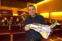 José Salvador Moral Soriano, divulgador e ingeniero superior en Informática