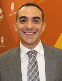 El vicerrector de  Estudiantes, Alfonso Zamorano.