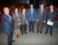 Mesa inaugural de la I Jornada sobre Calidad en las Universidades Públicas de Andalucía