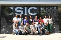 Alumnos del curso de experto para la formación continua en sanidad vegetal de asesores en gestión integrada de plagas