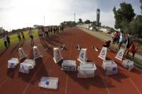 Modadlidad de atletismo en la primera edición