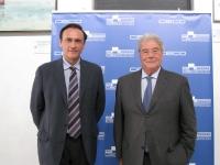 Jose Carlos Gómez  ( Izq) y Luis Carreto