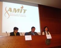 Un momento de la sesión constitutiva de AMIT-Andalucía