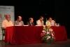 Un momento de la inauguración de los XV Seminarios de Lucena