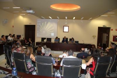 El rector clausura las jornadas de las ORIS de las universidades andaluzas