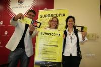 Un momento de la presentación de Suroscopia
