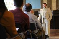 Rafael Moreno, coordinador del Máster Universitario en Agroalimentación