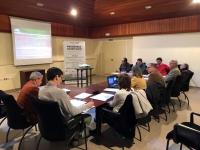La Cátedra de Ganadería Ecológica Ecovalia de la UCO acoge representantes de la Mesa Sectorial de Andalucía sobre la Ley de la Dehesa