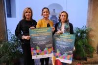 María Rosal, Ana Guijarro y Rosario Mérida