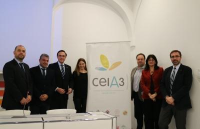 Integrantes del Consejo  Rector del ceiA3.