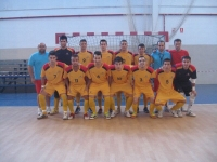 Equipo de futbol sala masculino de la UCO